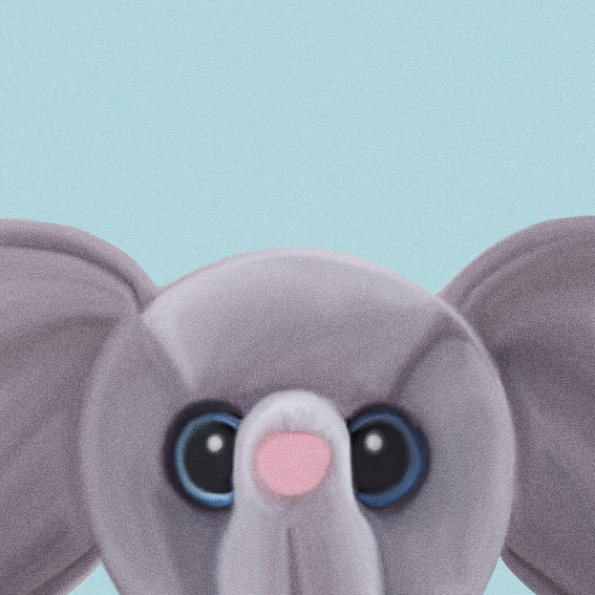De grands yeux et de grandes oreilles